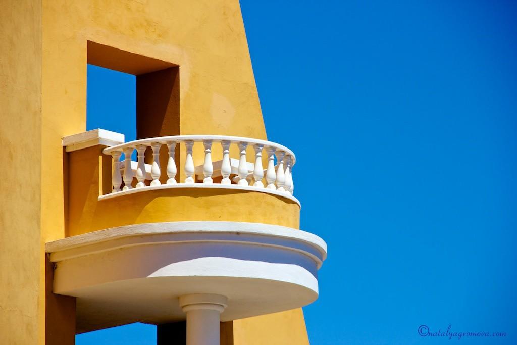В поисках своего смысла. Солнечный балкон