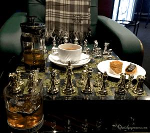 Не отходя от шахмат