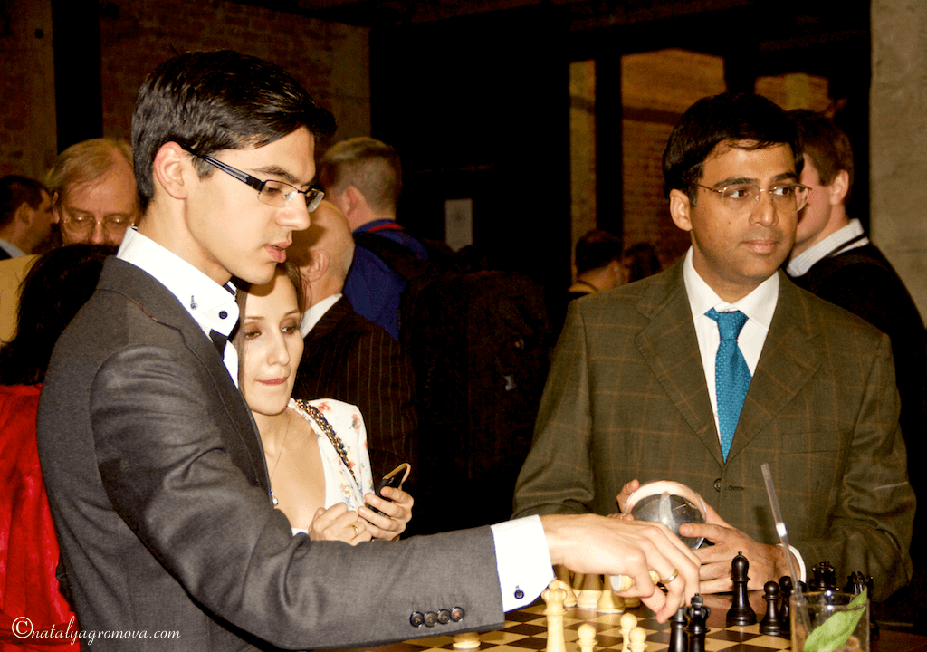 Шахматы. Продолжение игры