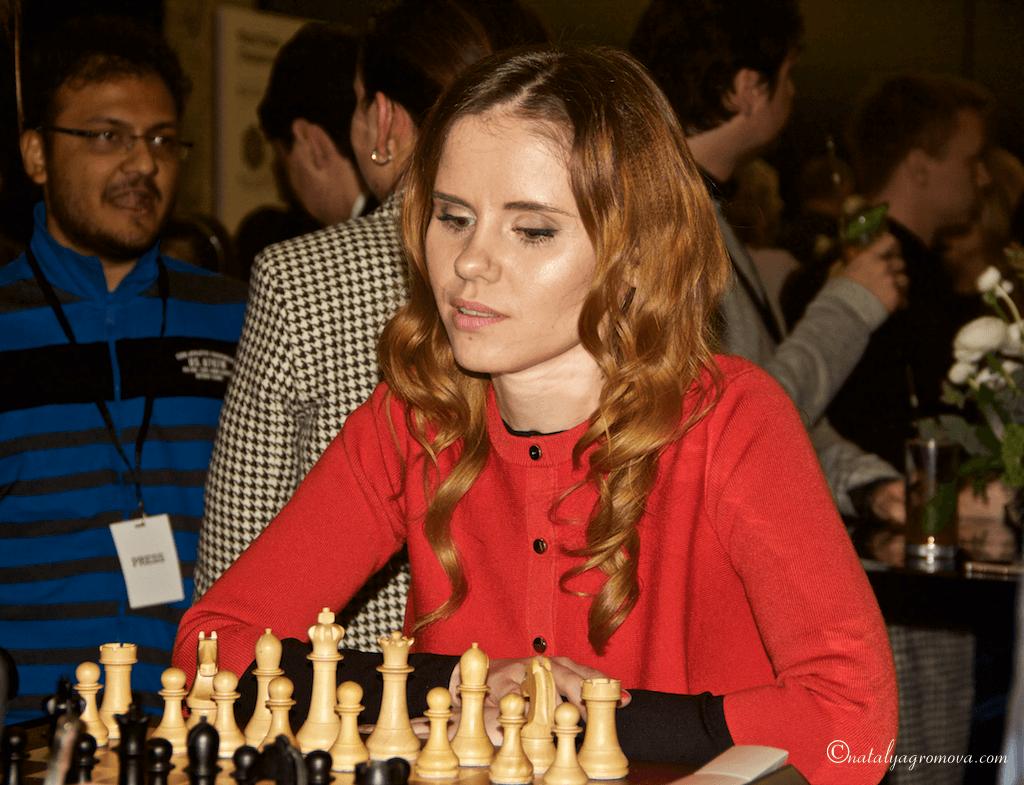 Шахматная принцесса